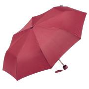 Ombrello mini in acciaio color rosso