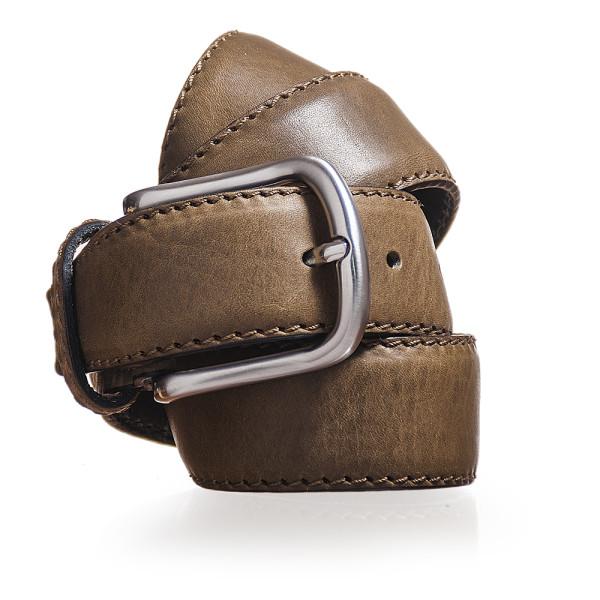 cintura in pelle uomo