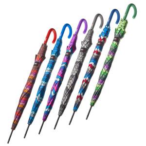 ombrello lungo automatico zig zag