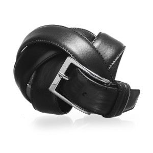 cintura uomo nera