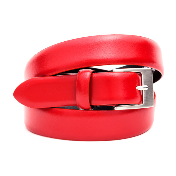 cintura donna rossa